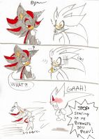 :Silver - he got it wrong... by YamiYumi
