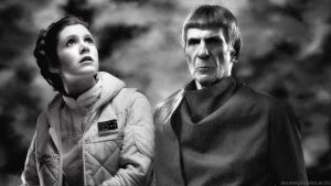 Take care of the Princess Mr. Spock by Dave-Daring