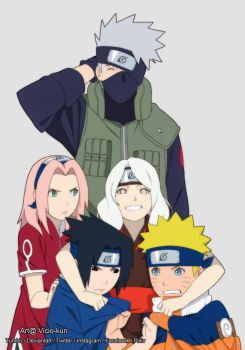 Team 7_coloured by giyaed