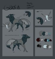 Gabriel Reference - Read Descrption for info by cashugs