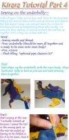 :Kirara Tutorial Part4: Head, Body, and Stich by MelzyV