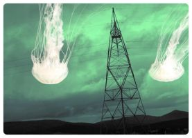 Abstract Electricity by LovelyShrew