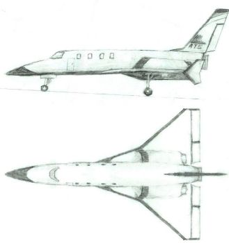 High Speed Transport concept by Delta26