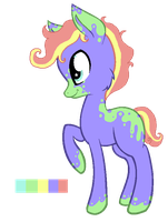Palette adopt for StormTheRaichu by bourbon-whiskey