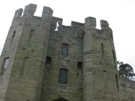 Warwick Castle Stock 22 by CoolCurry-Stock