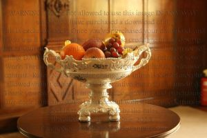 Fruit Bowl by PzychoStock