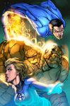 Fantastic Four COLORS by RyanStegman