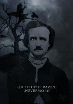 Quoth the Raven Nevermore by Zebrapluschi