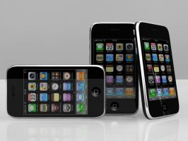 Apple iphone 3gs by NisarKaredia