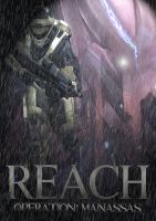 Reach Operation: Manassas Cover by Shadowpredator100