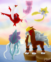 Legendary Poster by Berry-Salmon