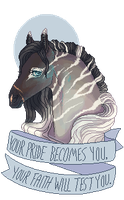Your Pride Becomes You by enfanir