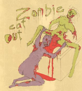 Zombie Eat Out by Sgtproductions