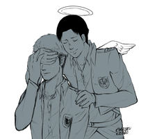Jean, don't cry... by KyaroruKiniro