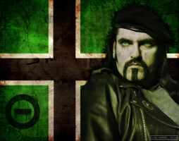Peter Steele Son Of Vinland by VoodooHammer