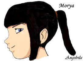 Morya (colored vers.) by Angelvila