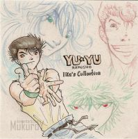 YYH - Ika's collection LOL by MukuroY