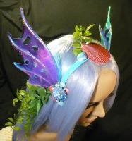 The little Mermaid - Hairdress by Ganjamira