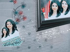 Selena Gomez Wallpaper 8 by amazing25