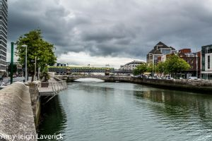Dublin Friday Liffey Dart by Amy-the-Faerie