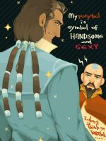 Tarrlok's hair.... by freestarisis