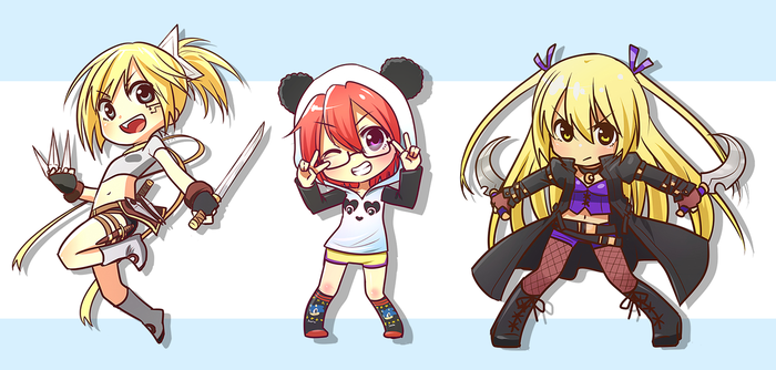 Sum cheebs by NickBeja