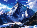 Mountain by SnowCorridor