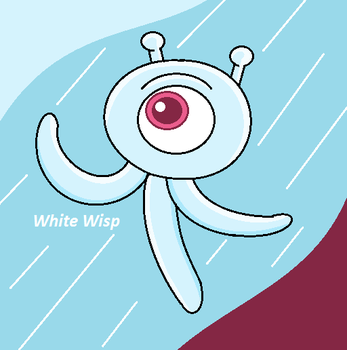 White Wisp by JerrythePlayer360