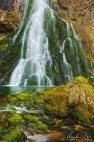 Golling Waterfall IV by Nightline