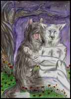 PC3: wolfdemonlover1 by Wolven-Sister