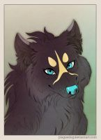 Daily Sketch 8/23/14: Isa by Plaguedog