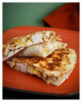 Chicken Quesadilla Part I by cb-smizzle