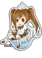 AT: Mocha by janique29