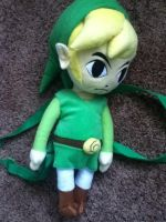 Toon Link Backpack by mysticakez