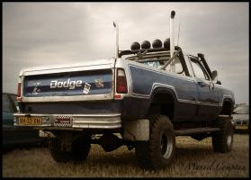 1977 Dodge  W200 by compaan-art
