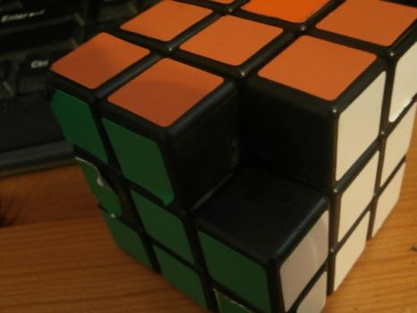 cube 3 by michael123425