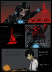 Dead space: Survivor page 2 by AtomicWarpin