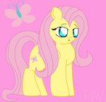 Fluttershy The Cutie by PokeWarriorMelodies