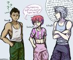 HxH Ageswap AU by Just-Me143