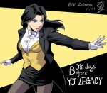 Young Justice Legacy count down 08 by riyancyy777