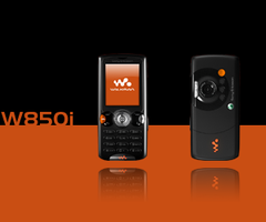 W850i icons by projectDC