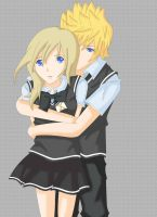 .:KHS - Thanks KuroKamo-chan:. by SoraVan
