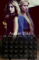 TVD August 2013 by angiezinha