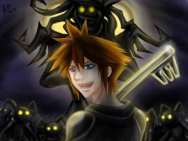 Kingdom Hearts - Being Sora Is Not Easy by xTwoHeartsx