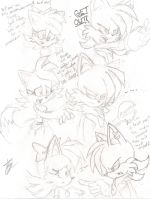 Tails and Fiona confrontation by ThatBlue-Bolt