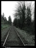More train tracks.... by Choucism