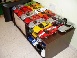 My 1:18 diecast car collection by DIMITRIS