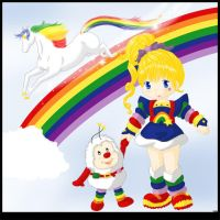 -+Rainbow Brite+- by windrider01