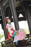Dynasty Warriors 6 Xiao Qiao by rurik0