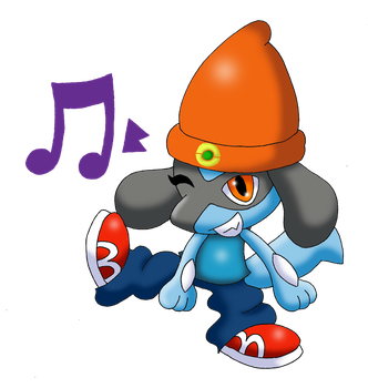 .:RQ:. Riolu The Rapping...Dog? by Seltzur-The-Hedgehog